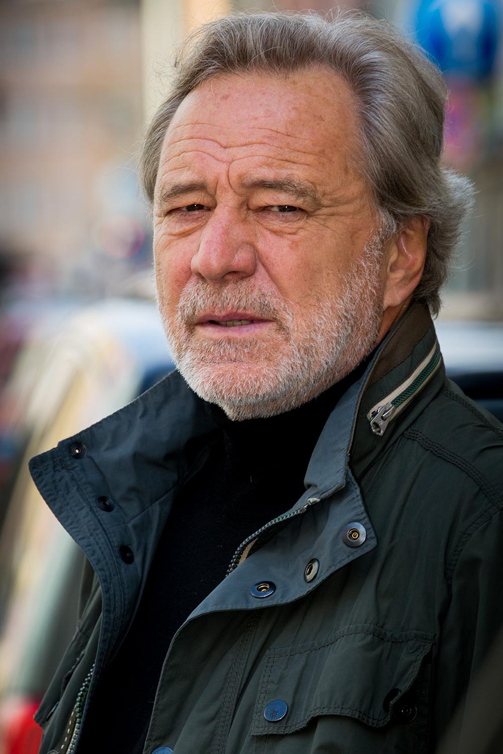 Gerd Silberbauer Synchronsprecher